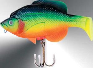 Pan fish swim bait10276