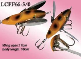 Osprey Stick bait with flipper wing