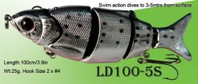 LD100-5S.-- Perch.crankbaits