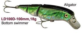LD100D Alligator   crankbait